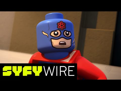 Exclusive Sneak Peek: Lego DC Super Heroes: The Flash - The Atom | SYFY WIRE
