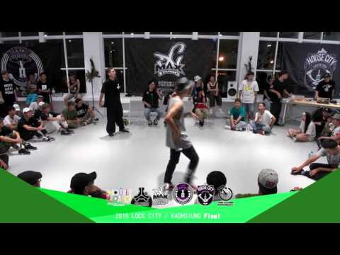 2016 House City x Lock City Battle  Kaohsiung  HOUSE final 貢丸 VS 阿姚 VS 陳學耀 VS 宗佑