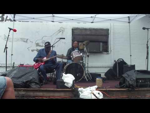 Leo Bud Welch Juke Joint Festival 2017 in Clarksdale, MS