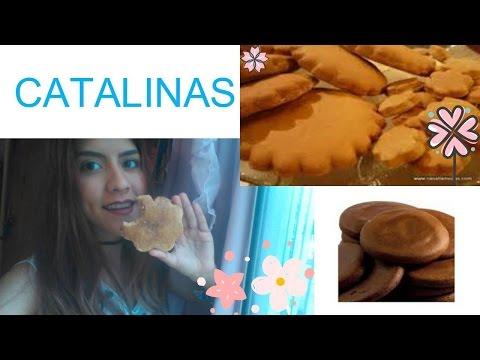 como hacer catalinas / cucas