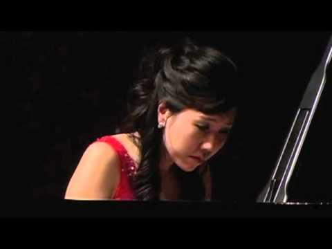 Young-Ah Tak: Haydn Piano Sonata in C Major, Hob.XVI:50 (2nd)