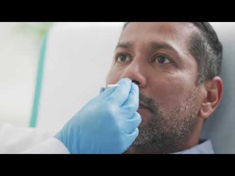 Roche SARS-CoV-2 Rapid Antigen Test Demonstration From Primary Care Supplies UK