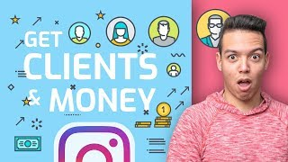 How to GET CLIENTS for your INSTAGRAM MARKETING AGENCY as a Beginner - SMMA Sales SECRETS!