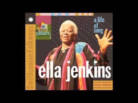 Ella Jenkins - Somebody's Talking About Freedom