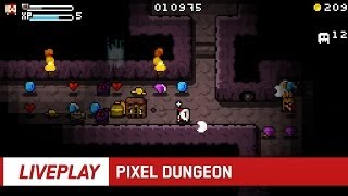 Gelu hraje Pixel Dungeon! | LIVEPLAY