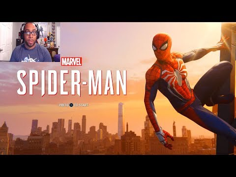 Spider-Man (PS4) Playthrough