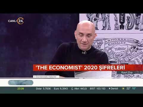 2020 Mayıs ayında ne olacak? The Economist'ten 2020 şifreleri #KayıtDışı'nda