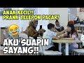 anak kecil telponan minta disuapin pacar prank indonesia