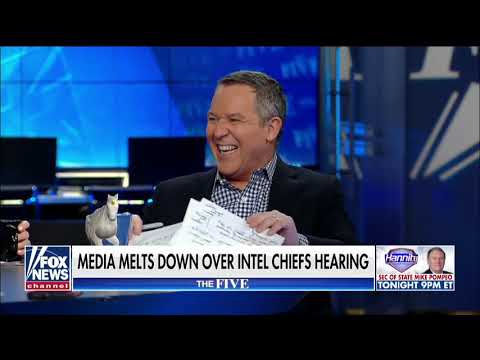 Media Melts Down After Top Intel Chiefs Contradict Trump