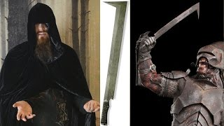 One of Skallagrim's most viewed videos: The swords in Lord of the Rings - Would they be practical in real life?