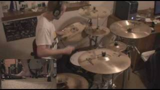 Avenged Sevenfold-Crossroads Drum Cover