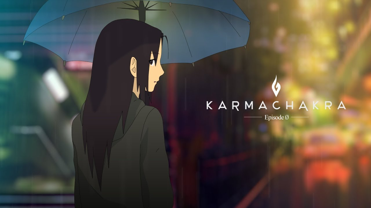 KARMACHAKRA : Episode Zero | Indian Anime Movie | Official Trailer 1 | Studio Durga