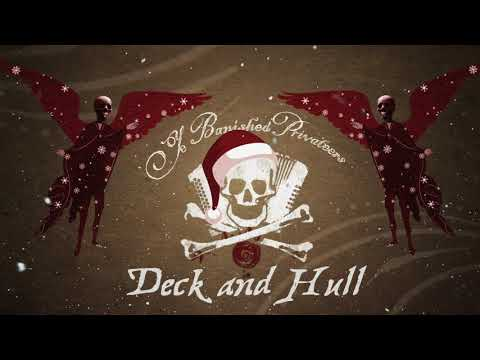 YE BANISHED PRIVATEERS - Deck And Hull   Napalm Records