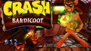 La rata mafiosa/Crash Bandicoot #12