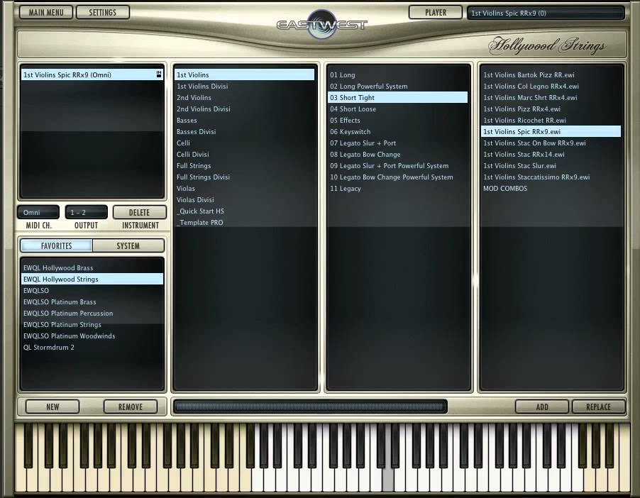 ewql hollywood strings gold edition torrent