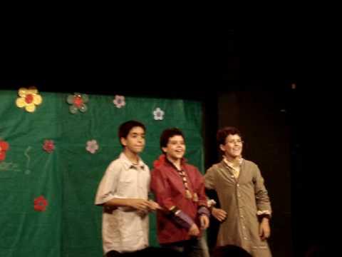 Shaking Shakespeare-Peça de teatro do santo inácio-10/11/08
