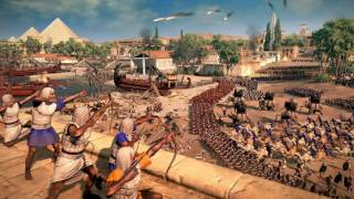 Dominion Of The Land Total War Rome II OST