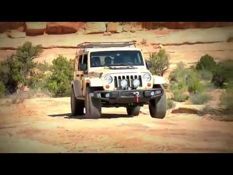 49th Annual Easter Jeep Safari - 2015 Jeep Wrangler Africa