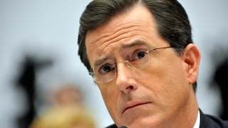 Stephen Colbert Video Shows the Real Stephen Colbert