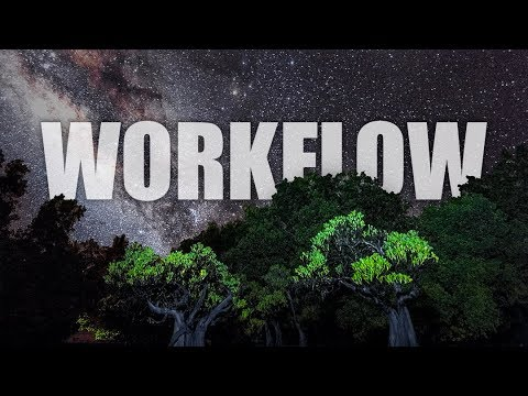 Milkyway Photography Workflow (Indonesian Language)