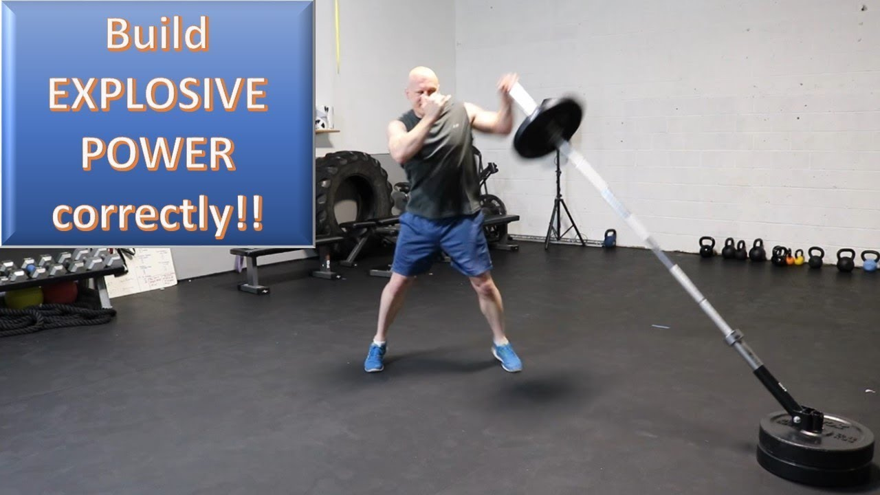 how to train your punching power