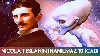 Nicola Tesla'nın İcat Ettiği İNANILMAZ 10 ŞEY