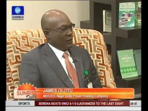 Power Holding Company's Boss Explains Reasons For Poor Electricity Supply Pt.1