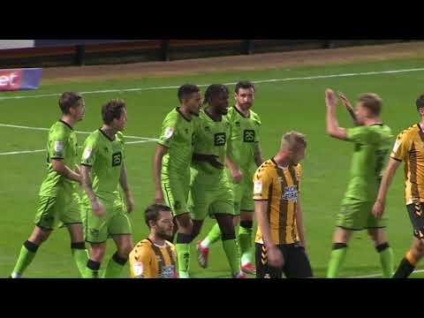 Cambridge Utd Port Vale Goals And Highlights