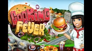 Funny kids game Cooking Fever 5
