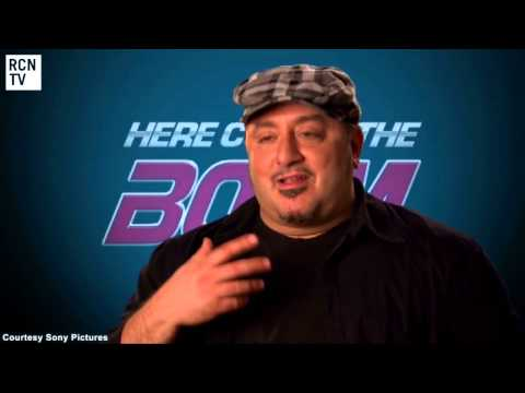 Director Frank Coraci Interview Here Comes The Boom