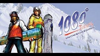 1080 Snowboarding - N64 -Gameplay - [HD]