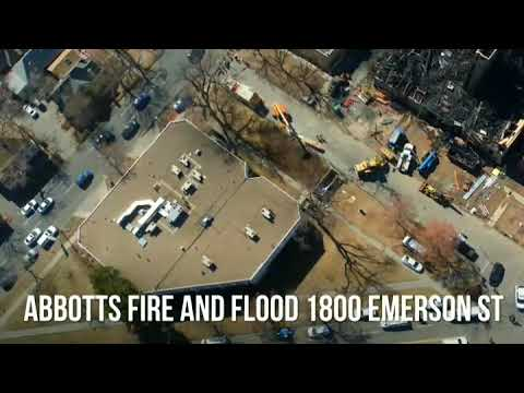 Abbotts Fire And Flood 1800 Emerson St