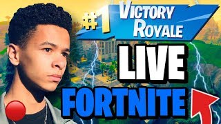 🔴GO DO TOP 1 IN SOLO ON FORTNITE!