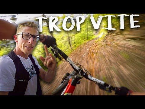 BRUTISODE #13 - A FOND POUR LE ROC - VTT vélo enduro