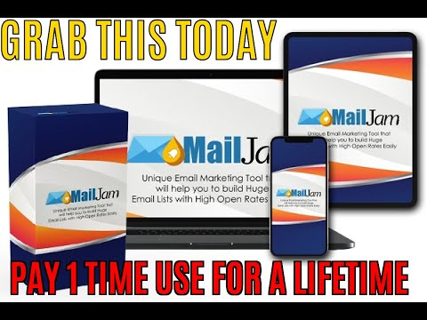 MailJam Review   A Look Inside Your Future Email Marketing Dashboard