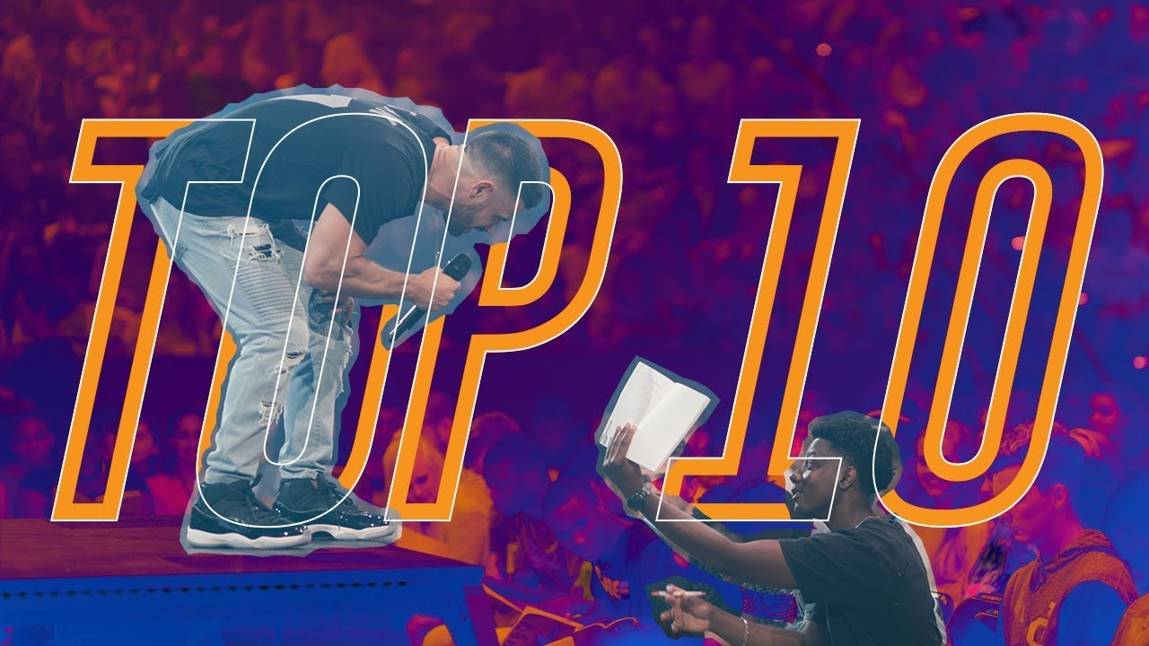 Top 10 Moments | Elevation Youth
