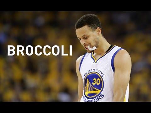 D.R.A.M. - Broccoli | Curry vs Spurs | 2015-16 NBA Season