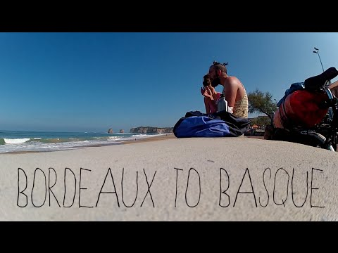Bordeaux to Basque | Cycle Touring | France & Spain | Chapter 2