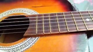 Cứ Ngỡ Là Mơ guitar