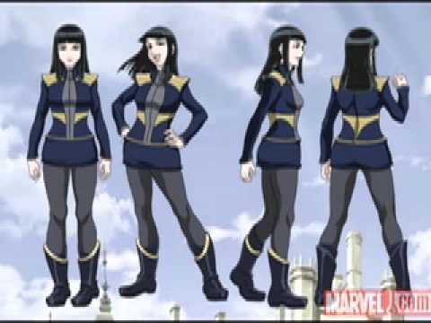 Marvel Anime-X-Men review