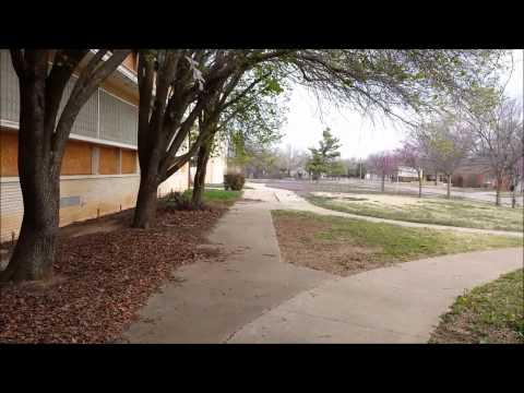 Abandoned John Marshall Highschool Oklahoma City