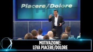 MOTIVAZIONE: LEVA PIACERE - DOLORE