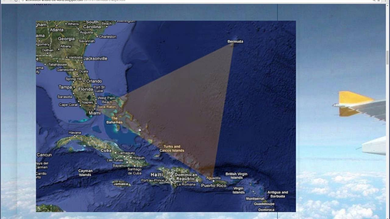 Mandela Effect Personal Experience Bermuda Triangle Off The Coast Of Florida Wait What Youtube