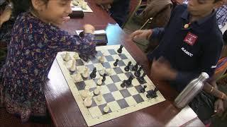 2019-09-08 GB Dreev - GM Dubov Moscow Chess Blitz