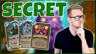 Hearthstone | Secret Success! | Wild Lock and Load Secret Hunter | Rise of Shadows