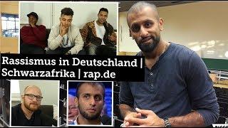Vorurteile gegen Schwarzafrikaner | Rassismus in Deutschland | rap.de
