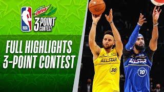 Download lagu #MtnDew3PT Contest Full Highlights | 2021 #NBAAllStar