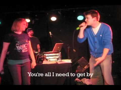 Hip Hop Karaoke Proposal!