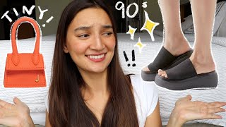 TOP 15 FALL FASHION TRENDS FOR 2019!!!  (your 7 year old self would be proud)