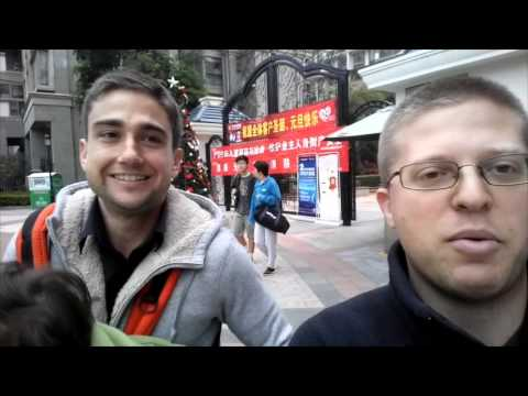 Starting This Vlog - Shopping For Gear at Hua Qiang Bei Electronics Market
